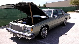 Garage sale find 1985 Buick LeSabre w/60k orig.