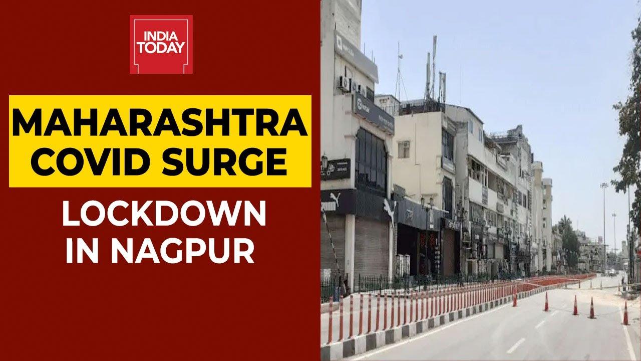 Download Coronavirus News Update| Lockdown Imposed In Maharashtra's Nagpur From March 15 To 21