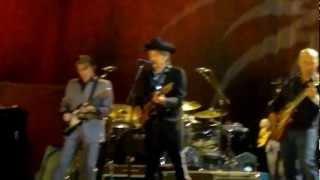 Bob Dylan -Mark Knopfler-It's All Over Now Baby Blue-Live- Filaforum di Assago 14 novembre 2011