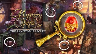 Mystery of the Opera®: The Phantom's Secret, October 2017