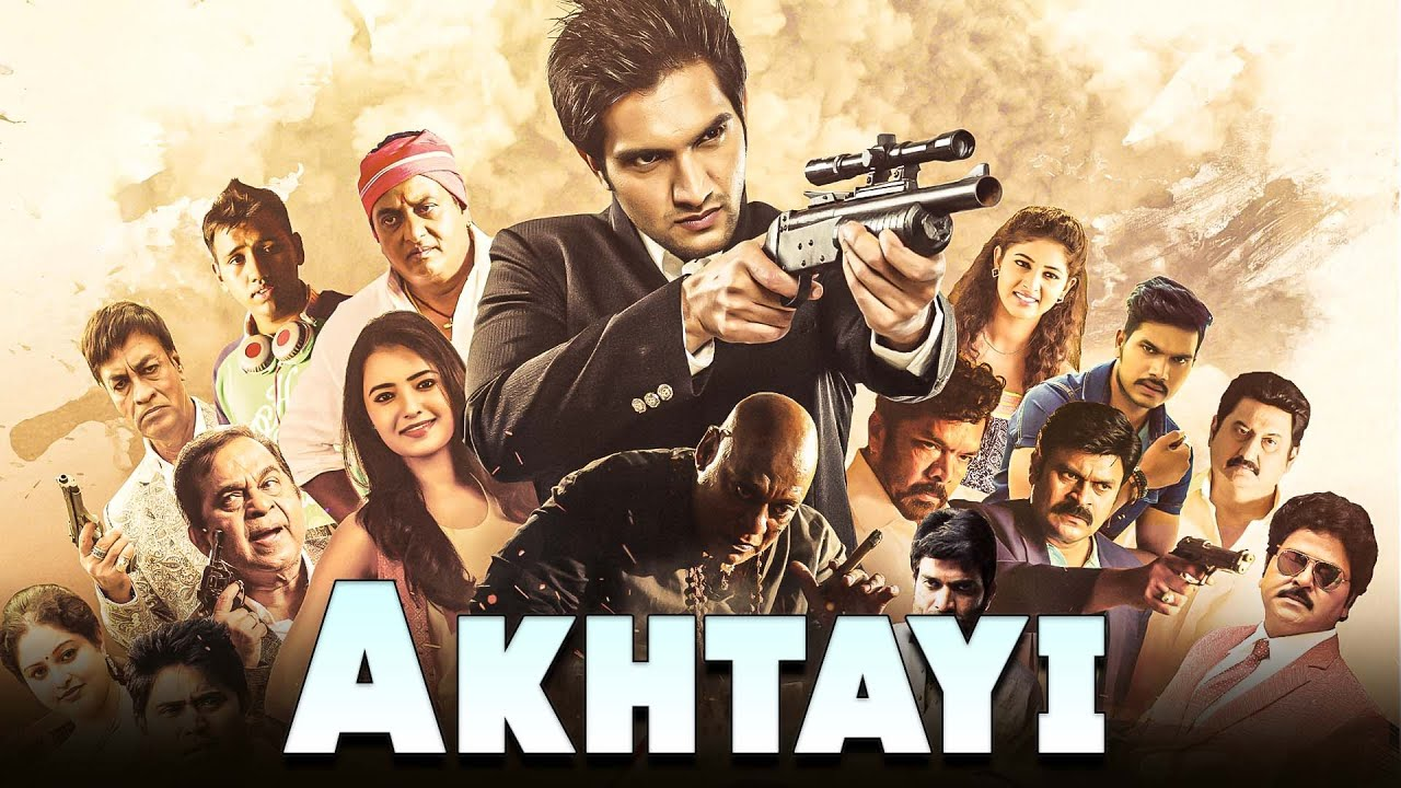 Download Natkhat (2021) Full Movie - Latest South Indian Hindi Dubbed Movies 2021 Full Move | Action Movie