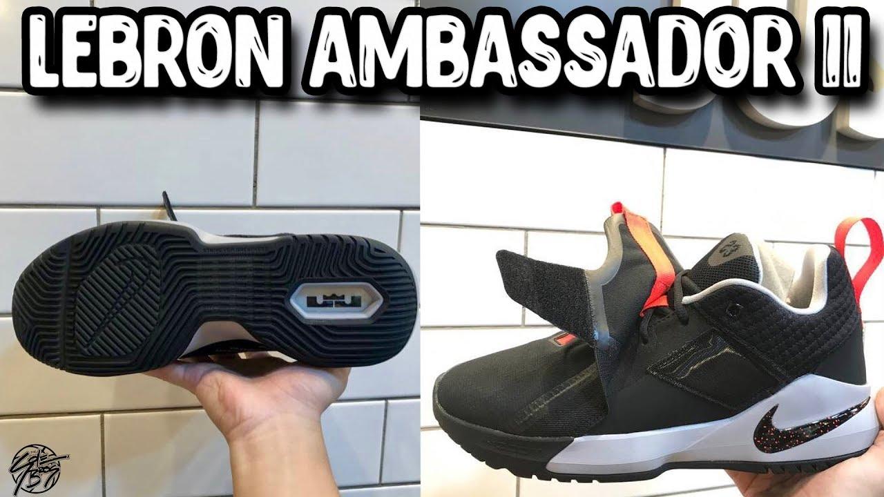 Nike Lebron Ambassador 11 LEAK! - YouTube