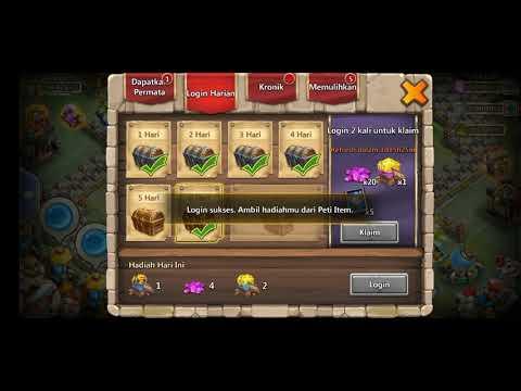 Castle Clash Pasukan Perkasa Th 25