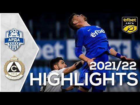 Arda Slavia Sofia Goals And Highlights