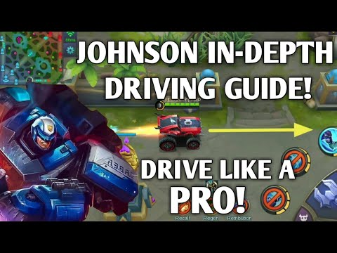 Johnson In-Depth Driving Guide | BEST DRIVING ROUTES | Drive Like A PRO!