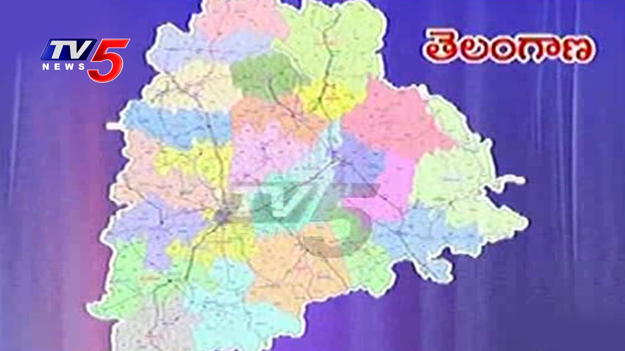 Telangana government releases new districts maps telugu news tv5 telangana government releases new districts maps telugu news tv5 news youtube gumiabroncs Images