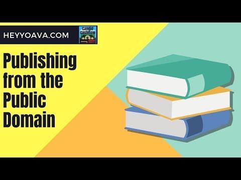 46: How To Publish Public Domain Books On Amazon - The Candid Cashflow Podcast   Self-Publishing...