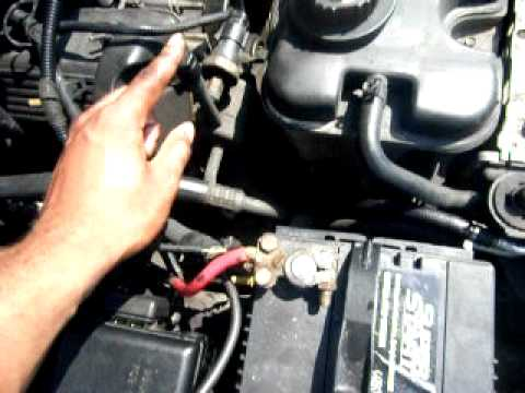 Air Horn Wiring Diagram Without Relay 2002 Nissan Sentra Exhaust Ac Problem Crown Vic - Youtube