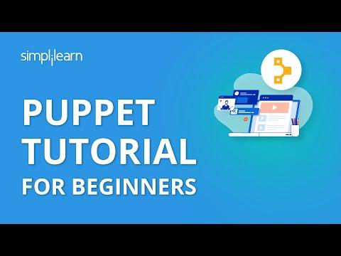 Puppet Tutorial | Puppet Tutorial For Beginners | Puppet Configuration Management Tool | Simplilearn