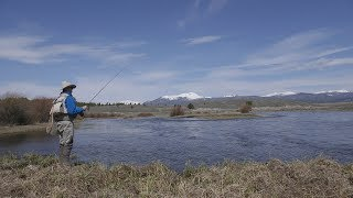 Montana's Famous Fly-Fishing Rivers Are Feeling the Heat of Climate Change