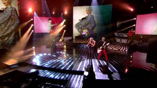 No Doubt - Looking Hot [Live on The X Factor UK 04 November 2012] HD 1080i