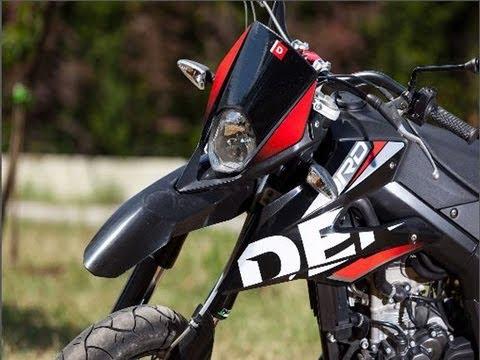 Derbi Senda DRD 125 SM Testride