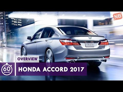 Nigeria Cars: Honda Accord 2017 - Overview