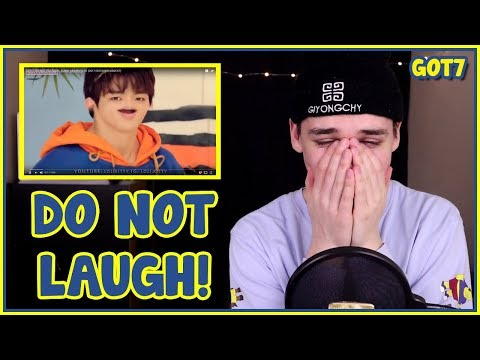 TRY NOT TO LAUGH CHALLENGE (GOT7) [HARDEST EVER]