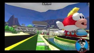Roblox Mario Kart : Luigi's Circuit Rebirth