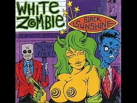 Black sunshine white zombie