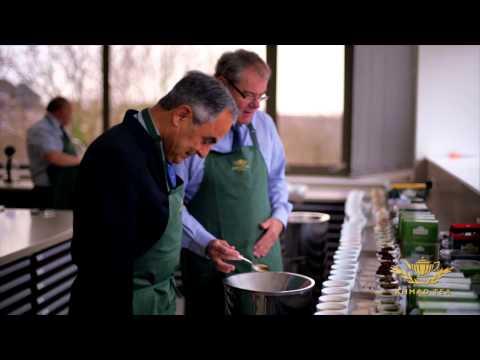 Til the current managing director of ahmad tea is iranian for Ahmad s persian cuisine