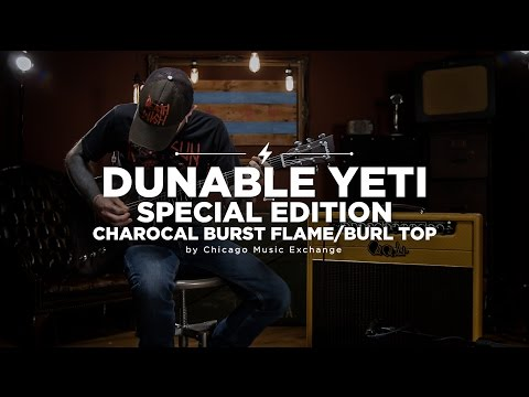 Quick Shreds: Dunable Yeti Special Edition Electric Guitar Demo