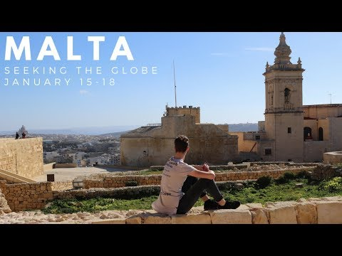 MALTA 2018 | Seeking The Globe