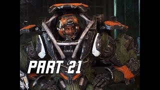 ANTHEM Walkthrough Gameplay Part 21 - Haluk (PC Ultra Let's Play)