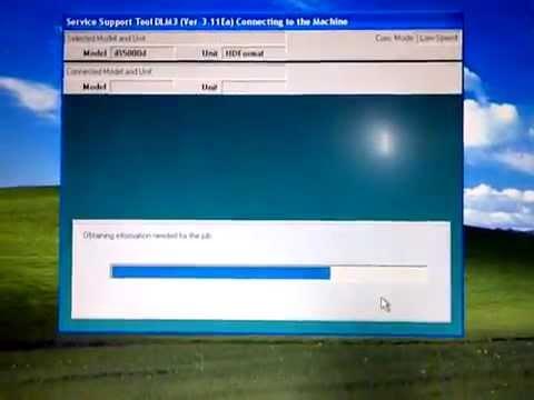 service support tools TFCS