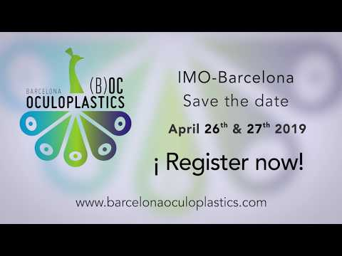 Barcelona Oculoplastics | Live Surgery|Ocular & Facial Aesthetics