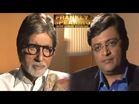 Amitabh Bachchan on his relationship with the Nehru-Gandhi family