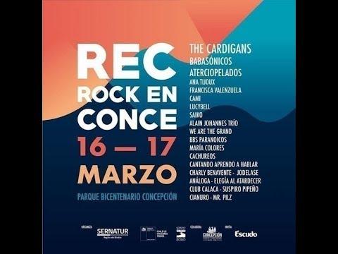 REC - Rock en Conce 2019 - The Cardigans