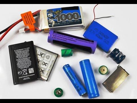 Akumulatory | Ni-Cd, Ni-MH, Li-Ion, Li-Poly | #51 [Podstawy]