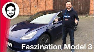 Warum das Tesla Model 3 so faszinierend ist!