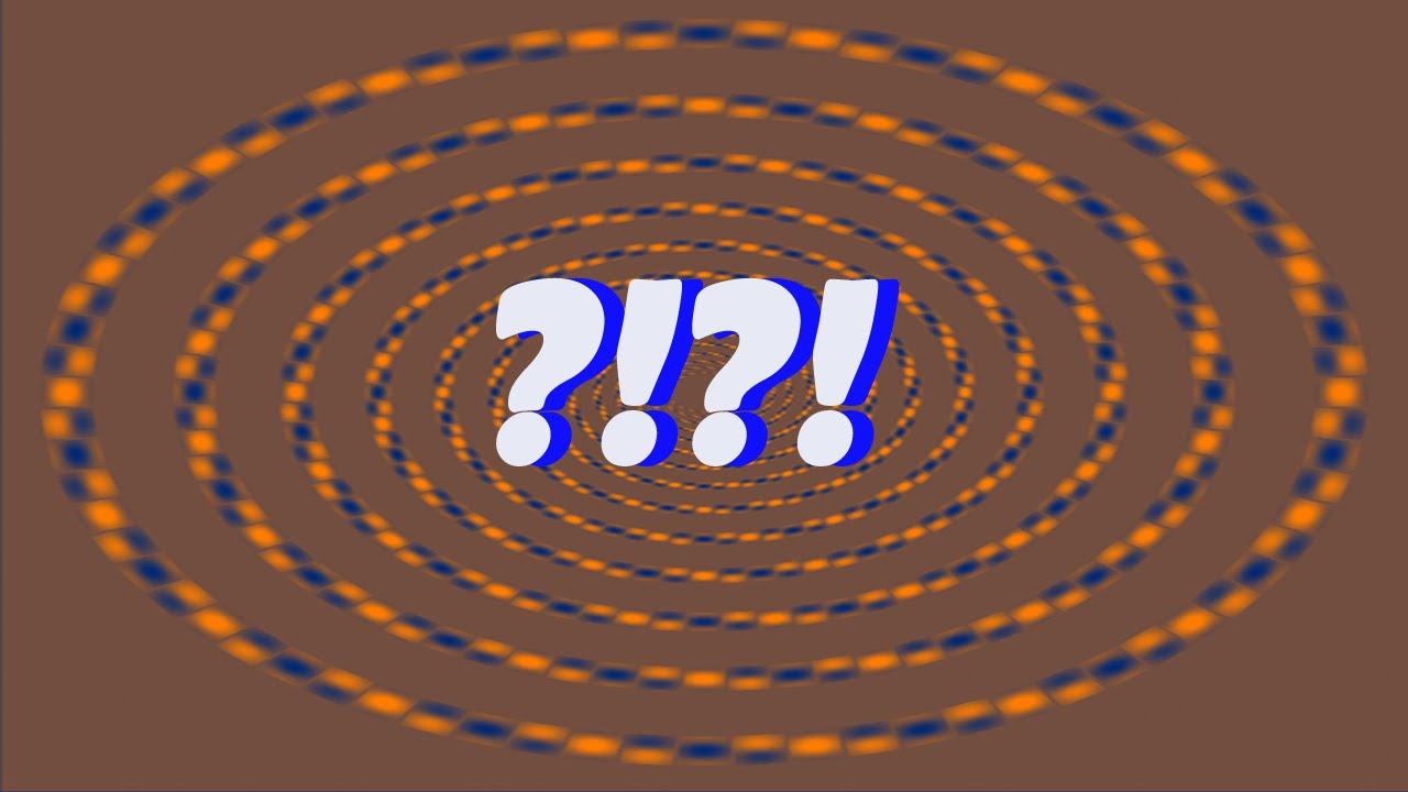 Line Optical Questions : Optical illusions that will make you question everything youtube