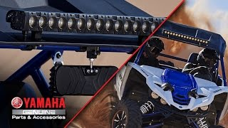 Yamaha YXZ1000R Light Bars & Kits