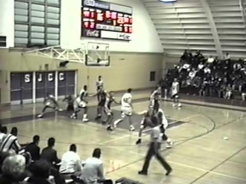 West Valley JC vs. San Jose CC (h)  1-4-1995