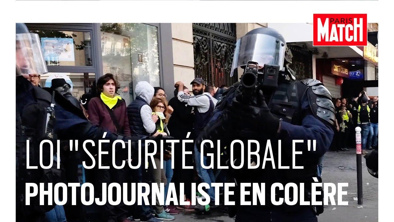"""Eric Hadj,  son point de vue sur la loi controversée de """"sécurité globale"""""""