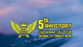 Anniversary snp kendal 5th video by lek teambong