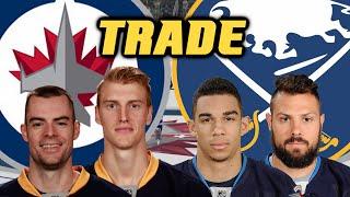 NHL Trade: Kane, Bogosian - Myers, Stafford, Armia, Lemieux, 1ST