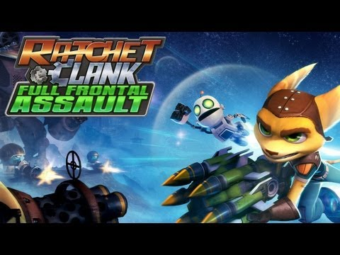 Ratchet & Clank Full Frontal Assault (Q-force) Announced!
