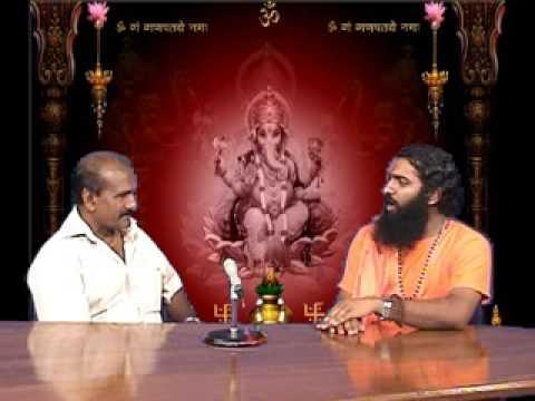 Pravachan swami Raghavanand on Tv Ramasha (Suriname ): Kastestelsel 3