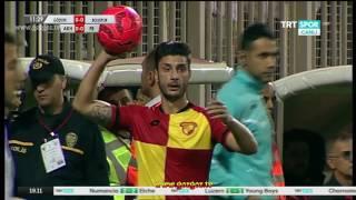 Göztepe 1-0 Boluspor | Maçın İlk Yarısı | GözGöz Tv HD