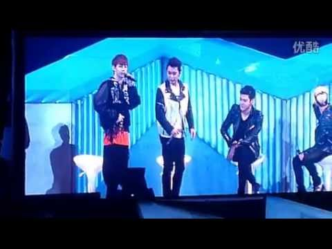 [Fancam] 130414 SJ-M Fan Party in Beijing - Talk 2  [丸子]