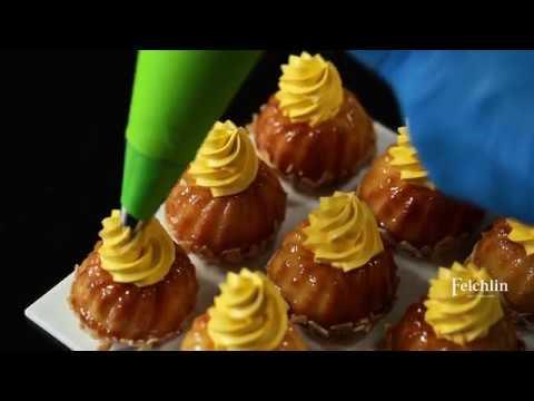 Felchlin - OSA-fyllningar för cupcakes, Orangeosa