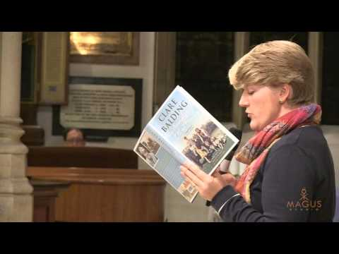 Clare Balding in Bath, My Animals and Other Family