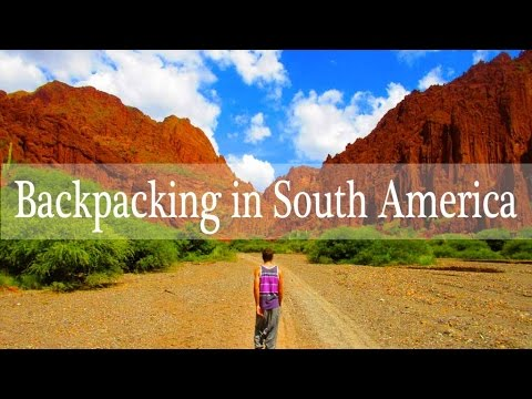 Backpacking in Central/South America | 8 countries in 6 months
