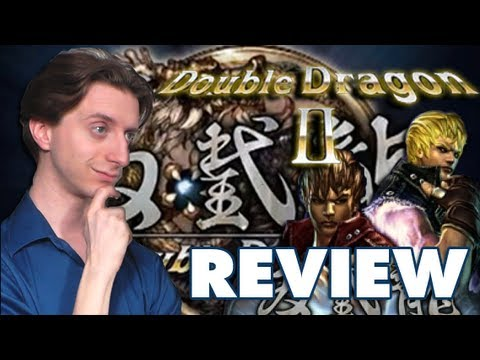 Double Dragon Ii Wander Of The Dragons Review Youtube