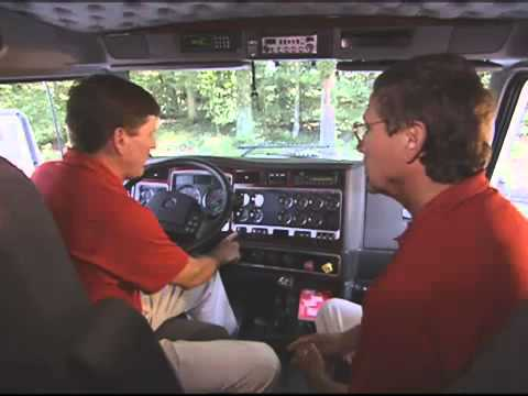 Cummins Driver Parked Regeneration
