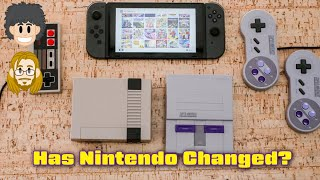 How Has Nintendo Changed?