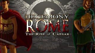 Hegemony Rome - The Rise Of Caesar Gameplay