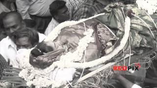 veteran actress manjula vijayakumar died the funeral red pix