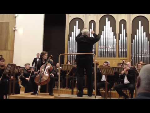 Elgar Cello Concerto  Rustam Komachkov