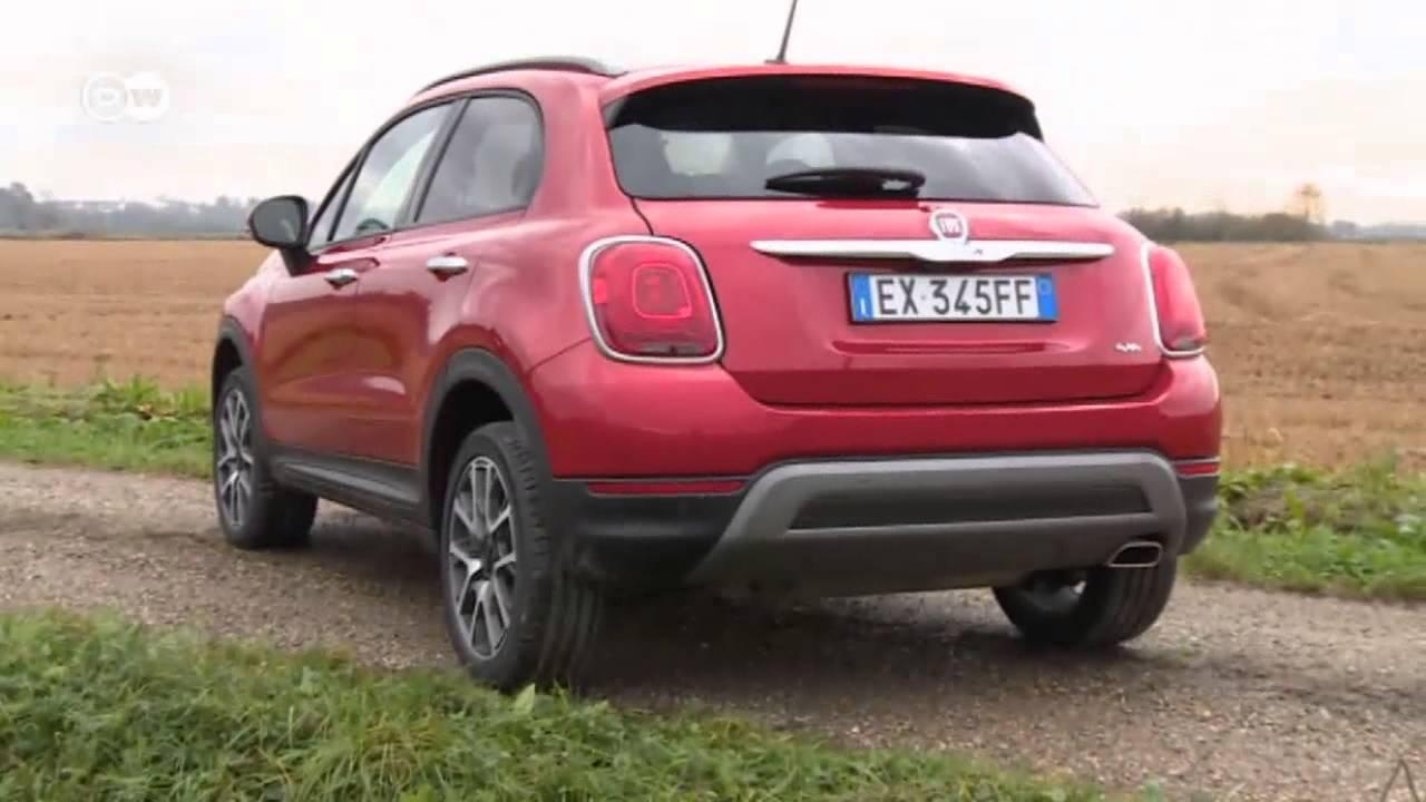 En Marcha  Fiat 500x